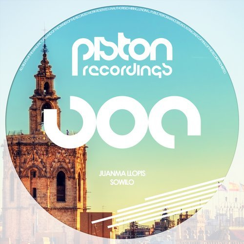 JUANMA LLOPIS – SOWILO (PISTON RECORDINGS)