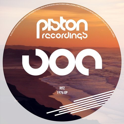 RITZ – 1976 EP (PISTON RECORDINGS)