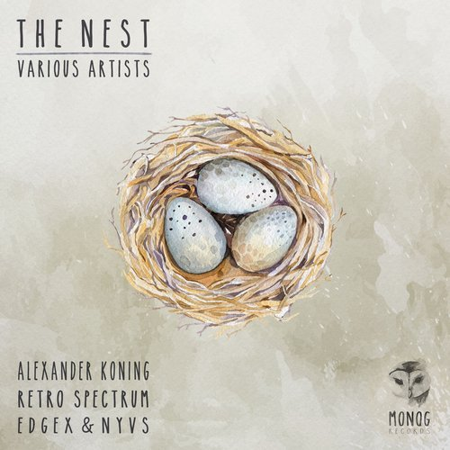 VARIOUS ARTISTS – THE NEST EP (MONOG RECORDS)