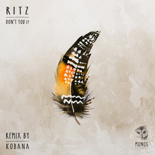RITZ – DON'T YOU EP [MONOG RECORDS]