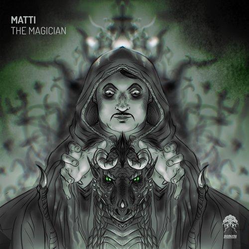 MATTI – THE MAGICIAN [BONZAI PROGRESSIVE]