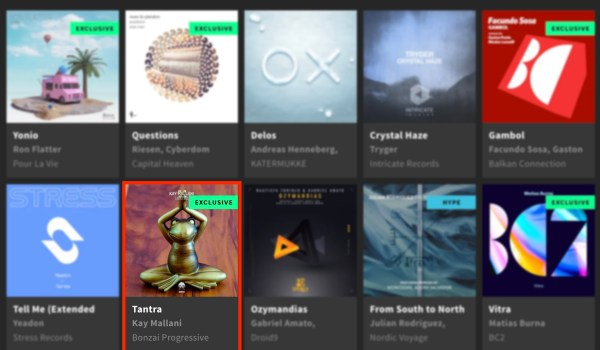 KAY MALLANI – TANTRA FEATURED BY BEATPORT