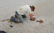 Meteorite finding