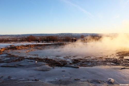 Séjour en Islande en hiver