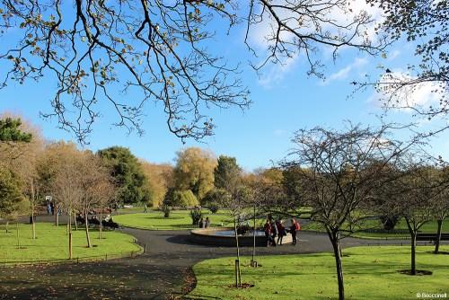 visiter Dublin en une journée Stephen Green Park