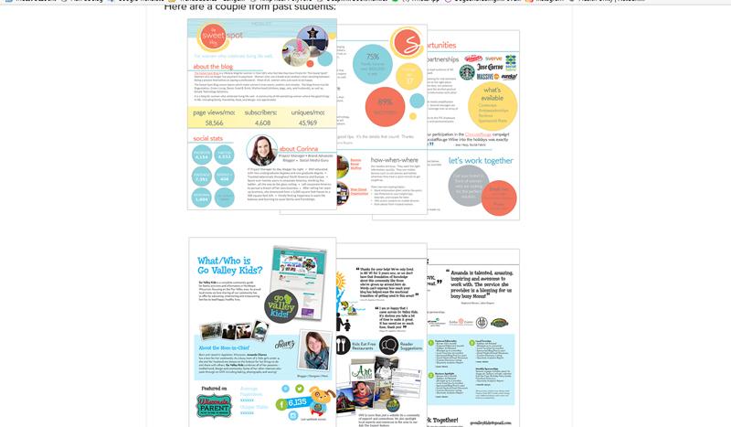 Blog clarity media kit cursus