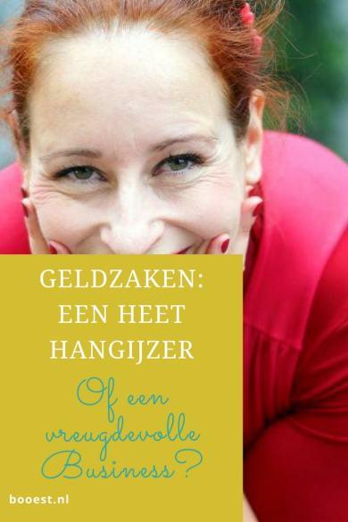 Gastblog – Geldzaken: een heet hangijzer of een vreugdevolle business?