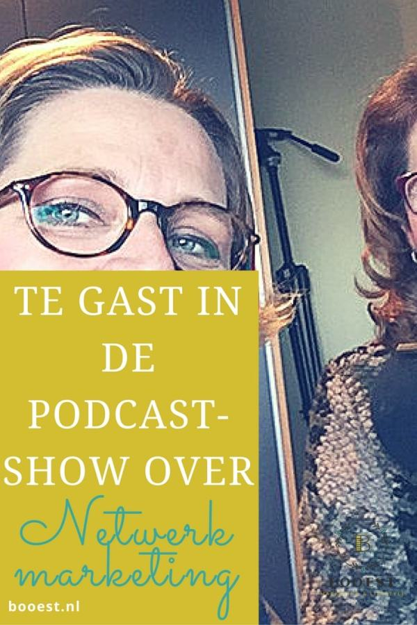 podcast show netwerk marketing