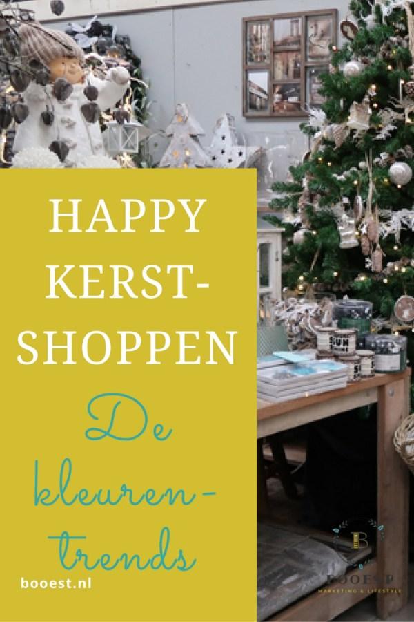 Happy Kerstshoppen de kleuren trends www.www.booest.nl/happy-kerstshoppen-de-kleurentrends