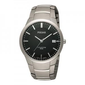 Titanium Horloge Pulsar