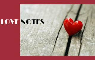 Love Notes to Share With Your Valentine by Dianna Booher