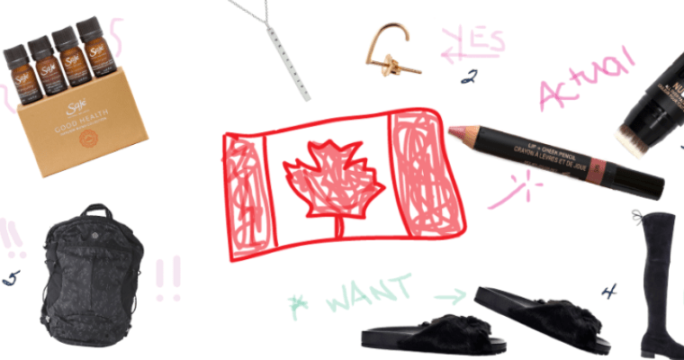 Where to Shop Canadian!