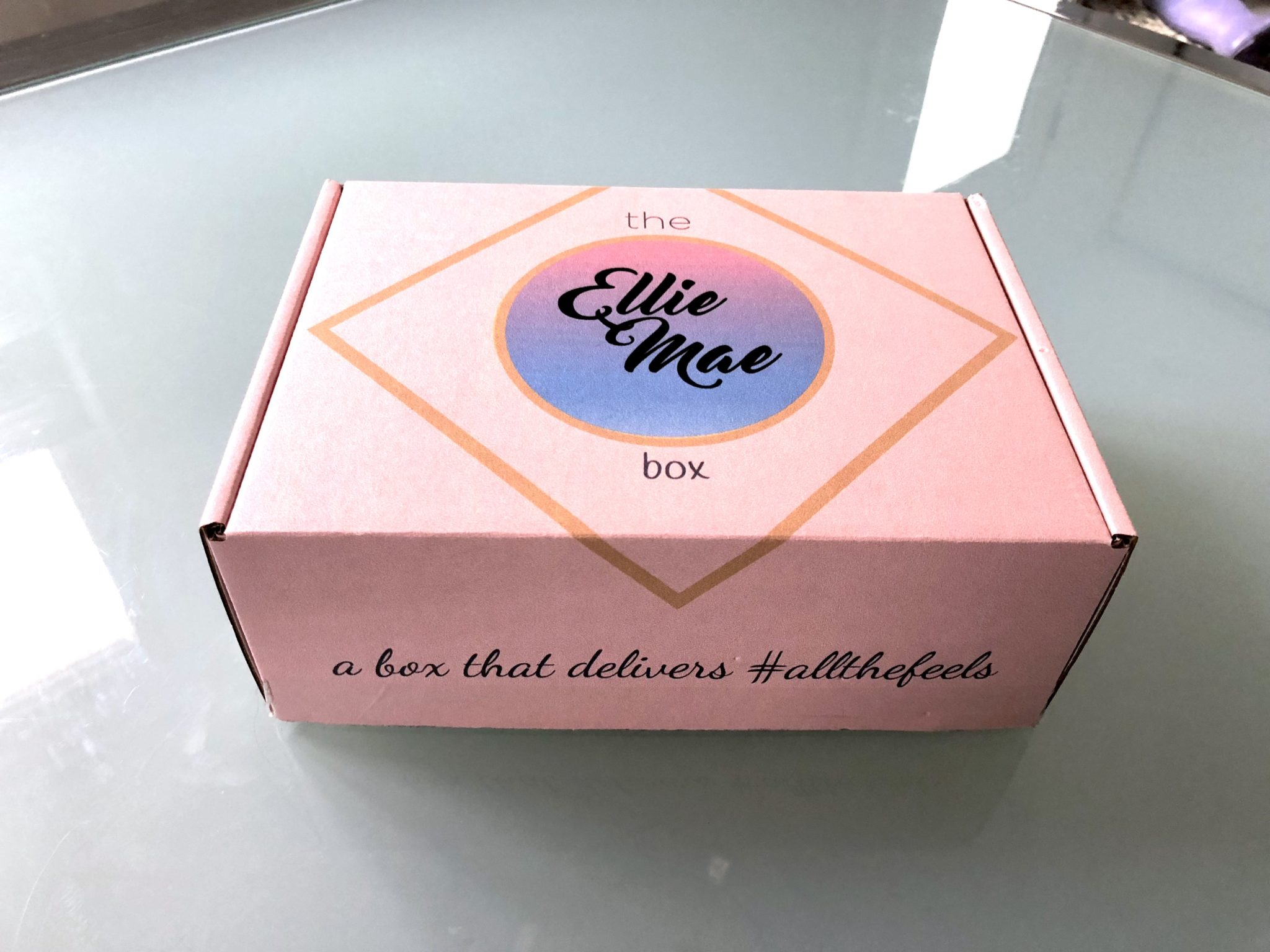 Review   Ellie Mae Subscription Box – February 2018