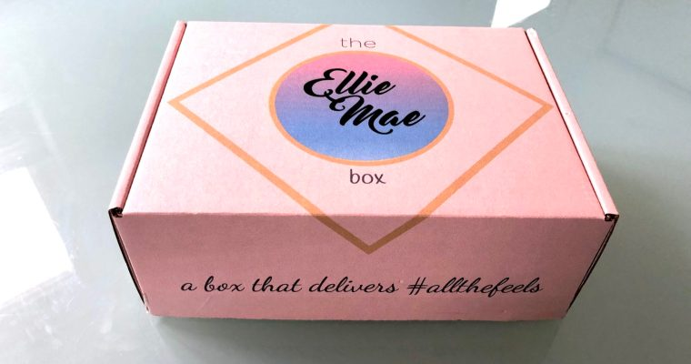 Review | Ellie Mae Subscription Box – February 2018