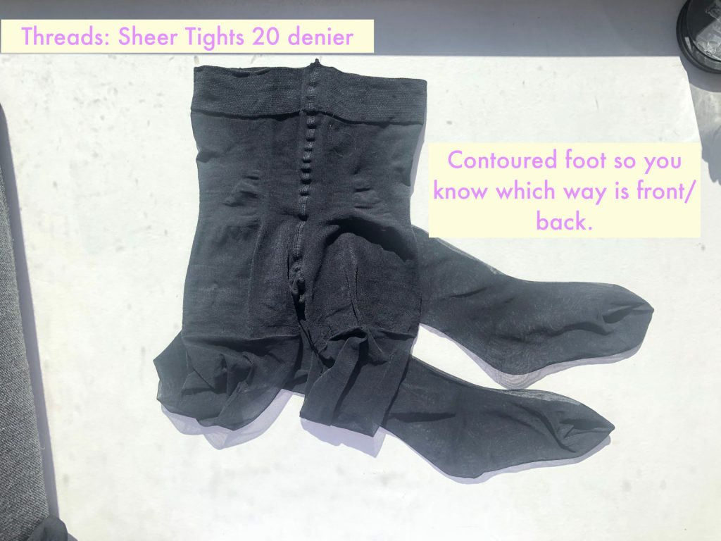 Threads sheer tights