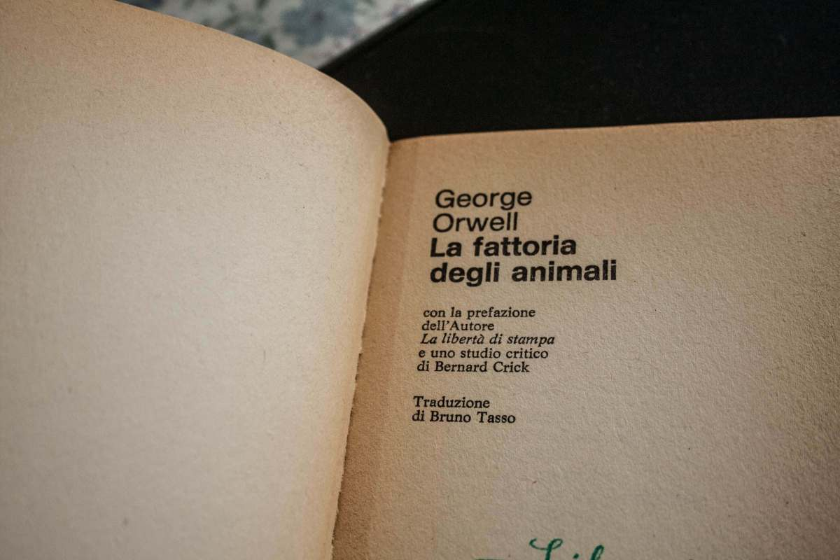 La distorta utopia di Orwell, La Fattoria degli Animali