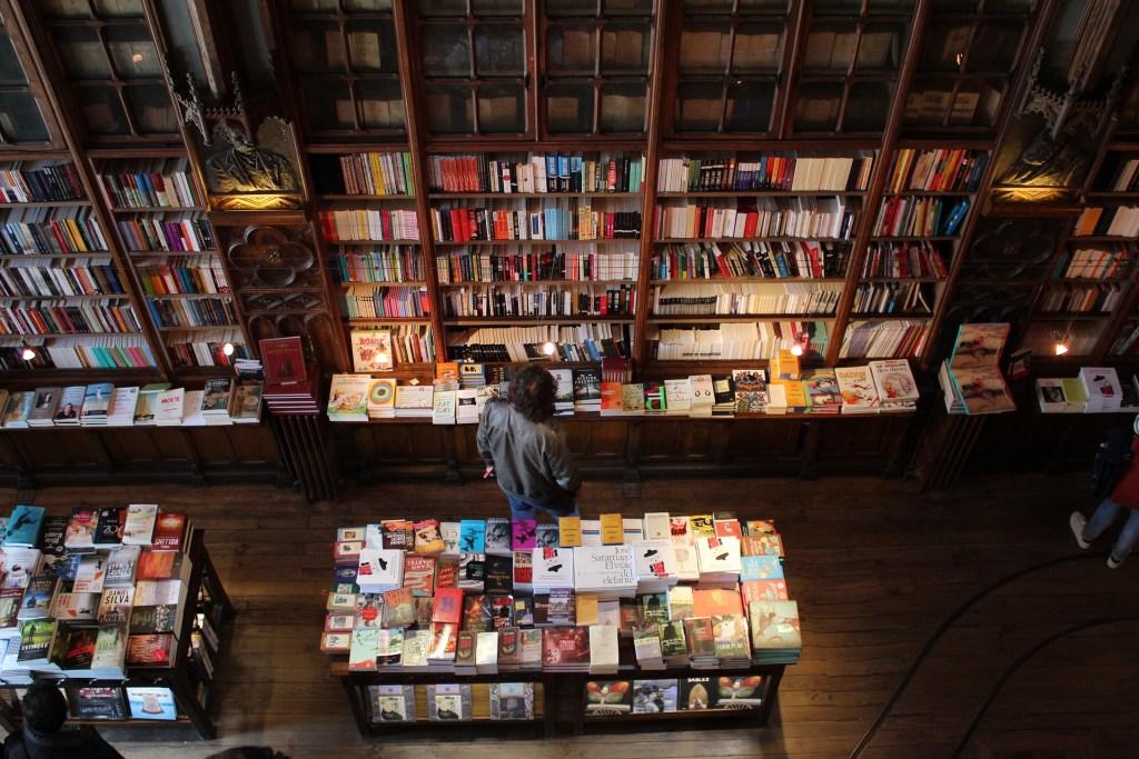 il mercato dei libri book-tique