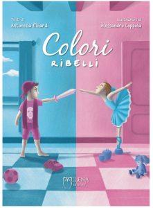Libri per bambini colori ribelli