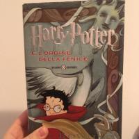 Leggere Harry Potter e l'ordine della fenice a 30 anni, in inglese.