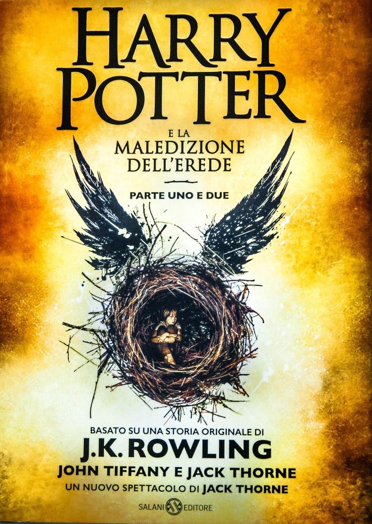 Harry Potter e la maledizione dell'erede.