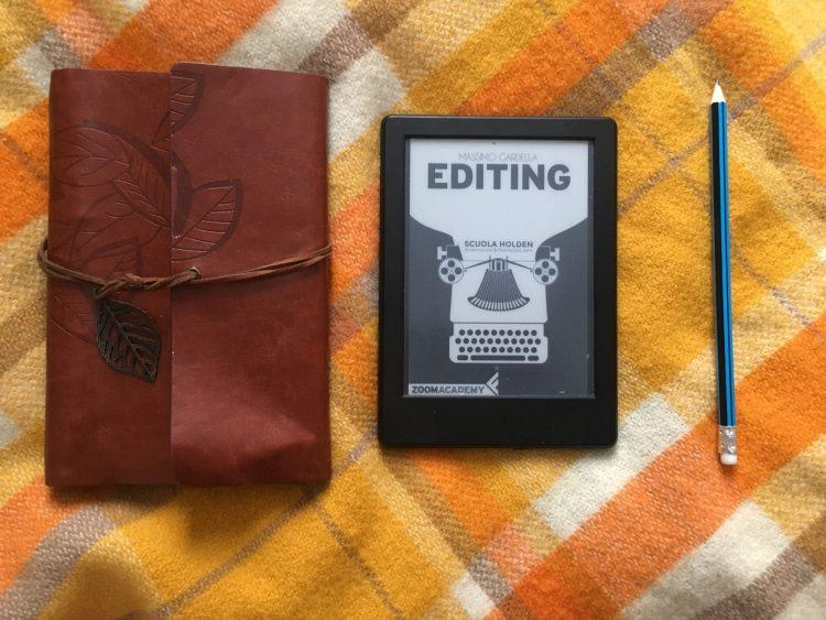 Sulla Scrittura - Recensione di Editing di Massimo Gardella