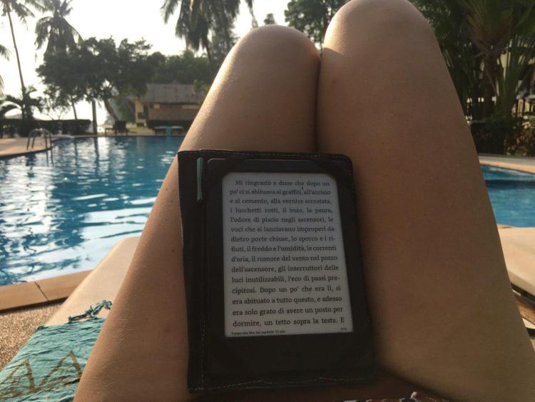 diario letterario di un'italiana in thailandia