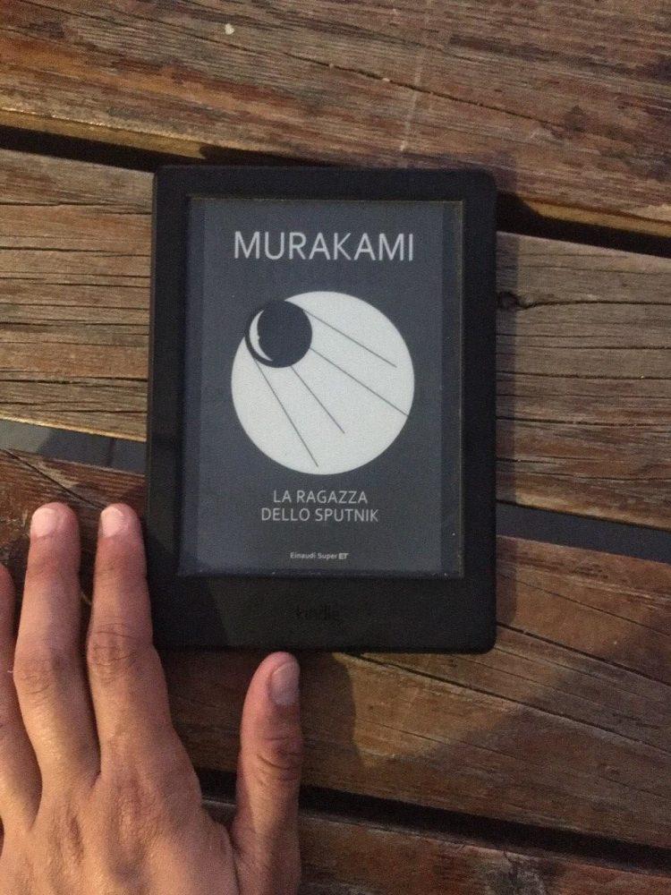 la ragazza dello sputnik, recensione libri murakami