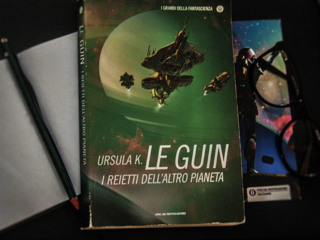 consigli lettura fantascienza i reietti dell'altro pianeta