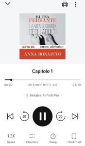 audiolibri made in italy