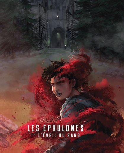 L'éveil du sang, les Ephulones #1 - Marc LAINE