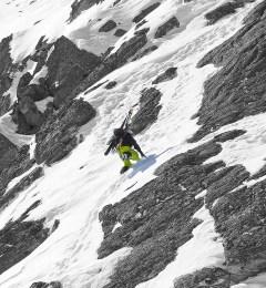Freeride Skiing Chamonix