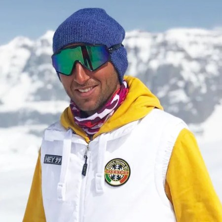 Giacomo Ski Instructor Chamonix