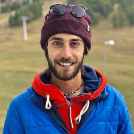 Federico Ski Instructor Chamonix
