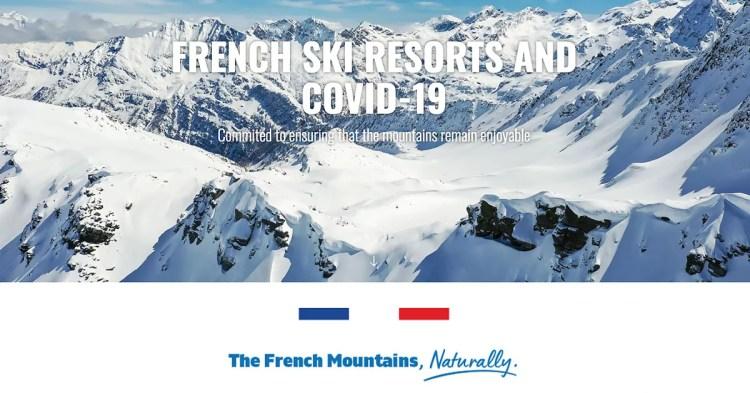 French Ski Resorts & COVID-19 Safety
