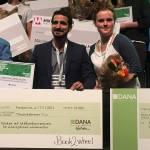 Danish Entrepreneurship award of 2016 BooK2wheel