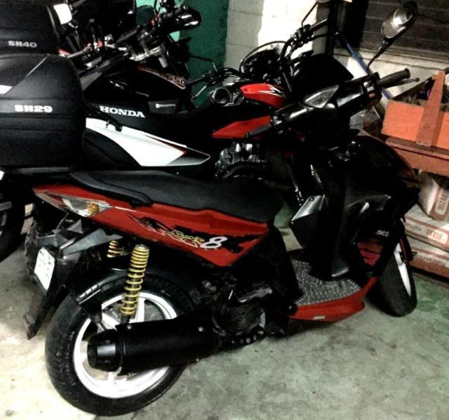 Kymco Super8 125cc