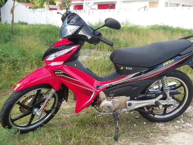 rusi red