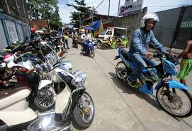 Top 5 Motorbikes or Scooters to rent in Cebu