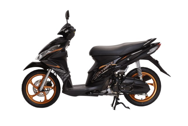 Most popular bikes rented in Cebu city Philippines  by 2016