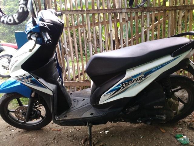 Rent scooter Siquijor Philippines