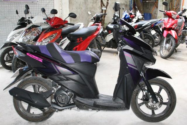 Motorbike Rental Cebu, Rent a motorbike in Cebu and explore new destinations