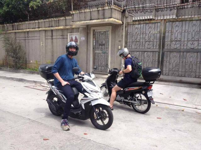 Top 5 Motorbikes or Scooters to rent in Manila- best, reliable and cheap