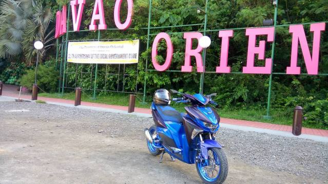 RENT A MOTORBIKE IN Davao CITY – RELIABLE, CHEAP, BEST SERVICE