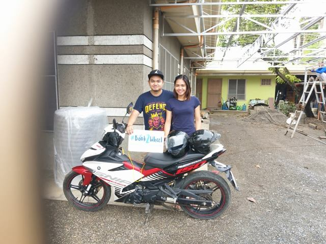 Motorbike rental Coron Island