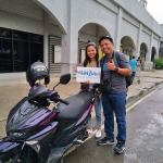 Rent fully automatic scooter in cebu