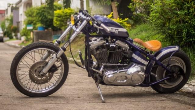 Harley Davidson FatBoy Paranaque city Area