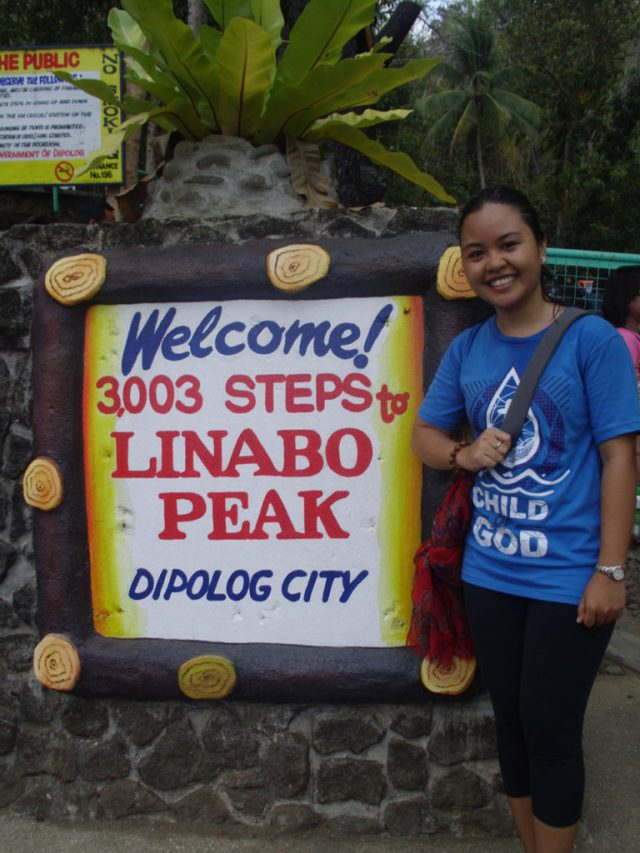 Rent a scooter in Dipolog city and explore Linabo Peak