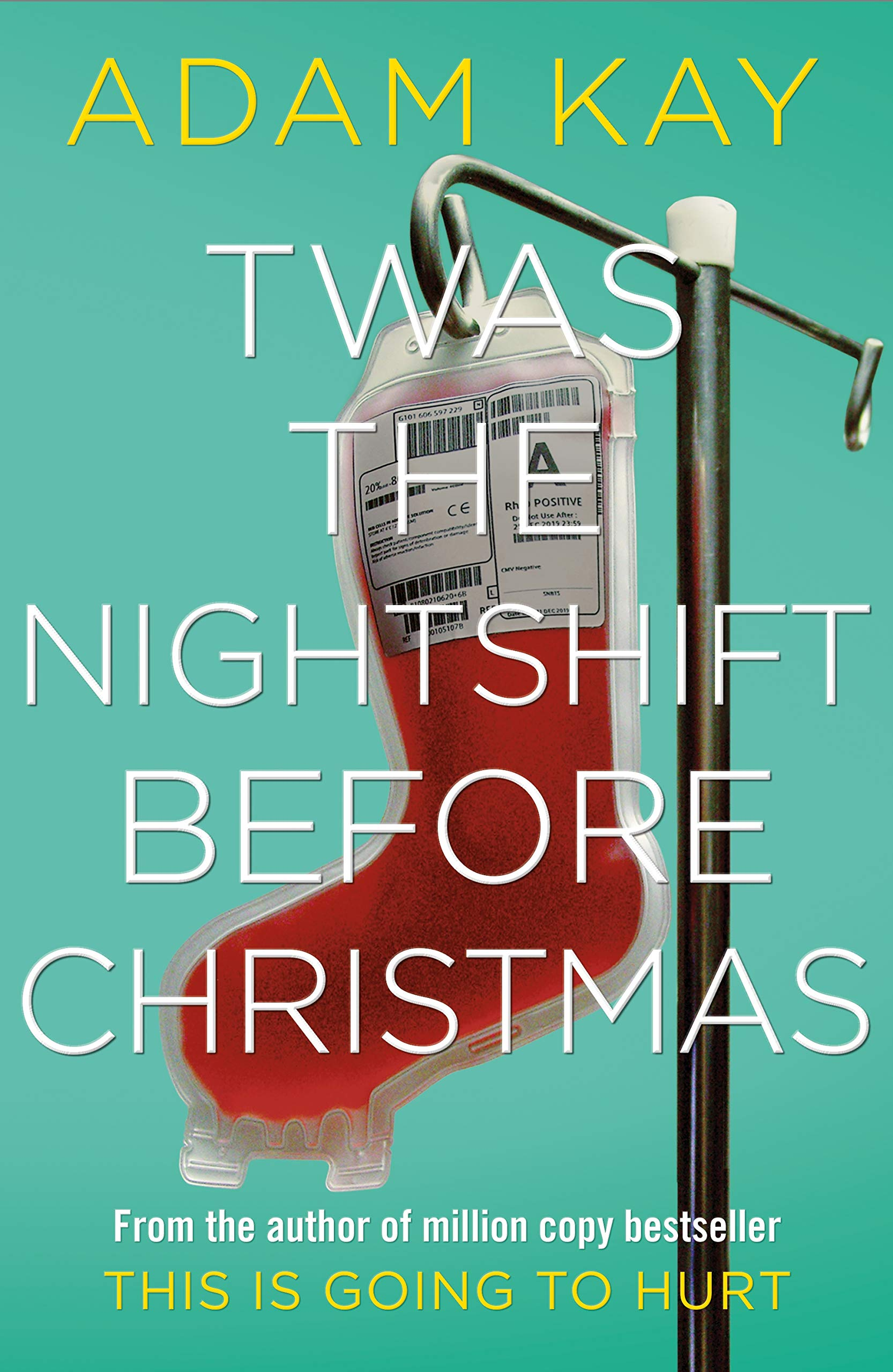 Twas The Nightshift Before Christmas Signed Copy