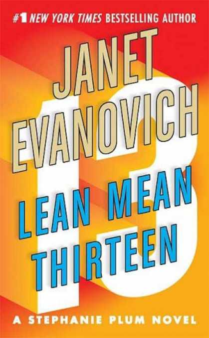 Lean Mean Thirteen (Stephanie Plum #13) – Janet Evanovich