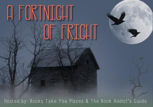 Fortnight of Fright Banner